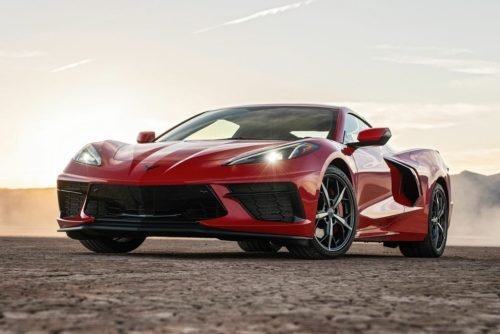Chevy Could Give Its Wild New C8 Corvette Some Ferrari-Like Tech