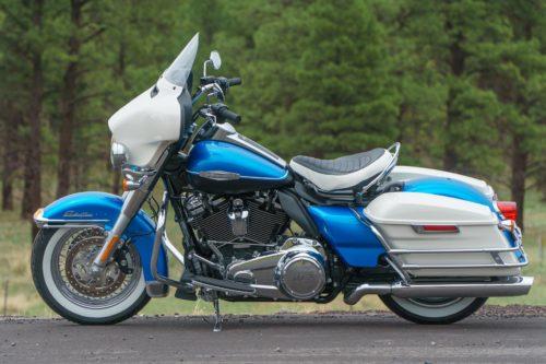 2021 Harley-Davidson Electra Glide Revival Test: Touring the Deserts