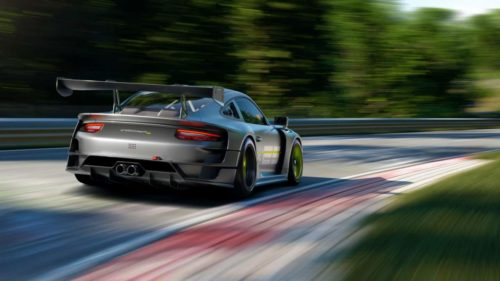 Porsche 911 GT2 RS Clubsport 25 commemorates the 25th anniversary of Manthey-Racing GmbH