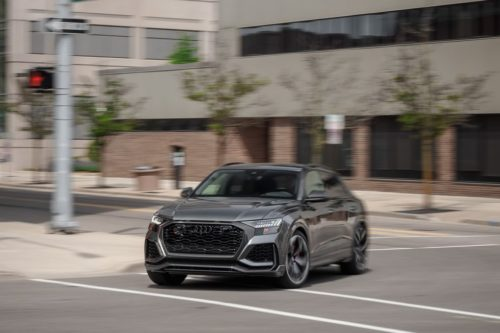 Tested: 2020 Audi RS Q8 Delivers Wicked Performance, No Regrets