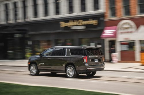 Tested: 2021 Chevrolet Suburban Diesel Should Be the Default Choice