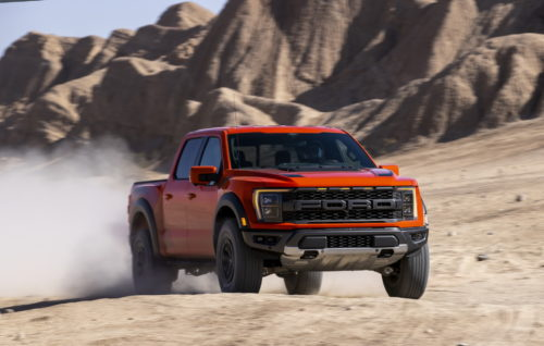2021 Ford F-150 Raptor First Drive Review: Bird Of Prey