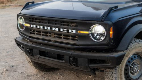Ford Cancels Plans for a Bronco-Based Pickup Truck