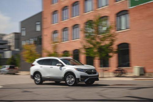 Our 2021 Honda CR-V Hybrid Just Keeps Going