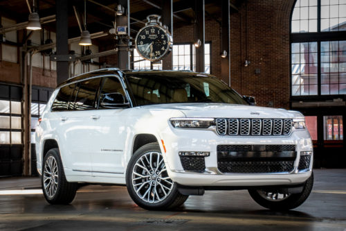 2022 Jeep Grand Cherokee L: No V8 for Australia, petrol V6 only at launch