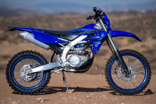 2021 Yamaha WR450F Review (18 Fast Facts From the Trail)