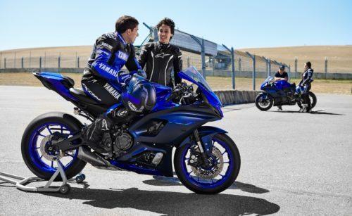Yamaha's Next R Models May Be the R9 and R2