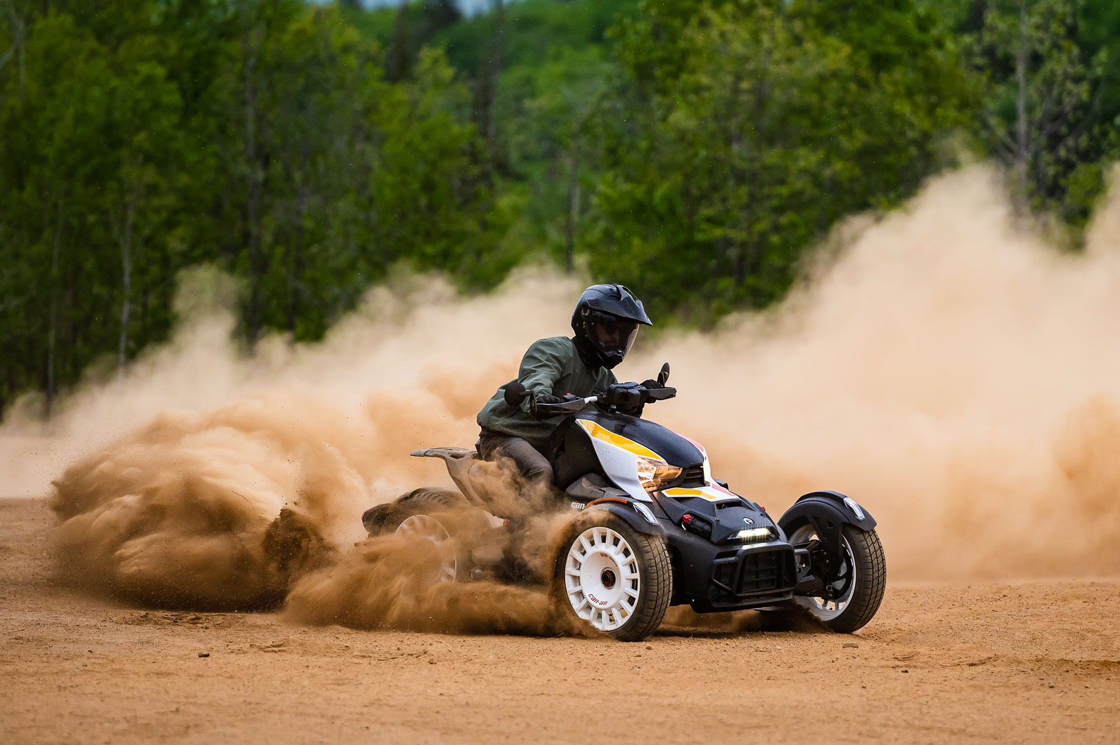 2022 Can-Am Ryker Rally
