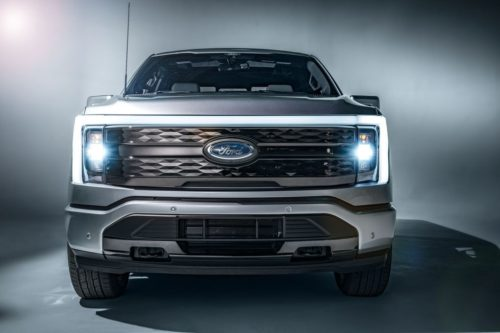 Ford F-150 Lightning Production to Double Thanks to Strong Demand