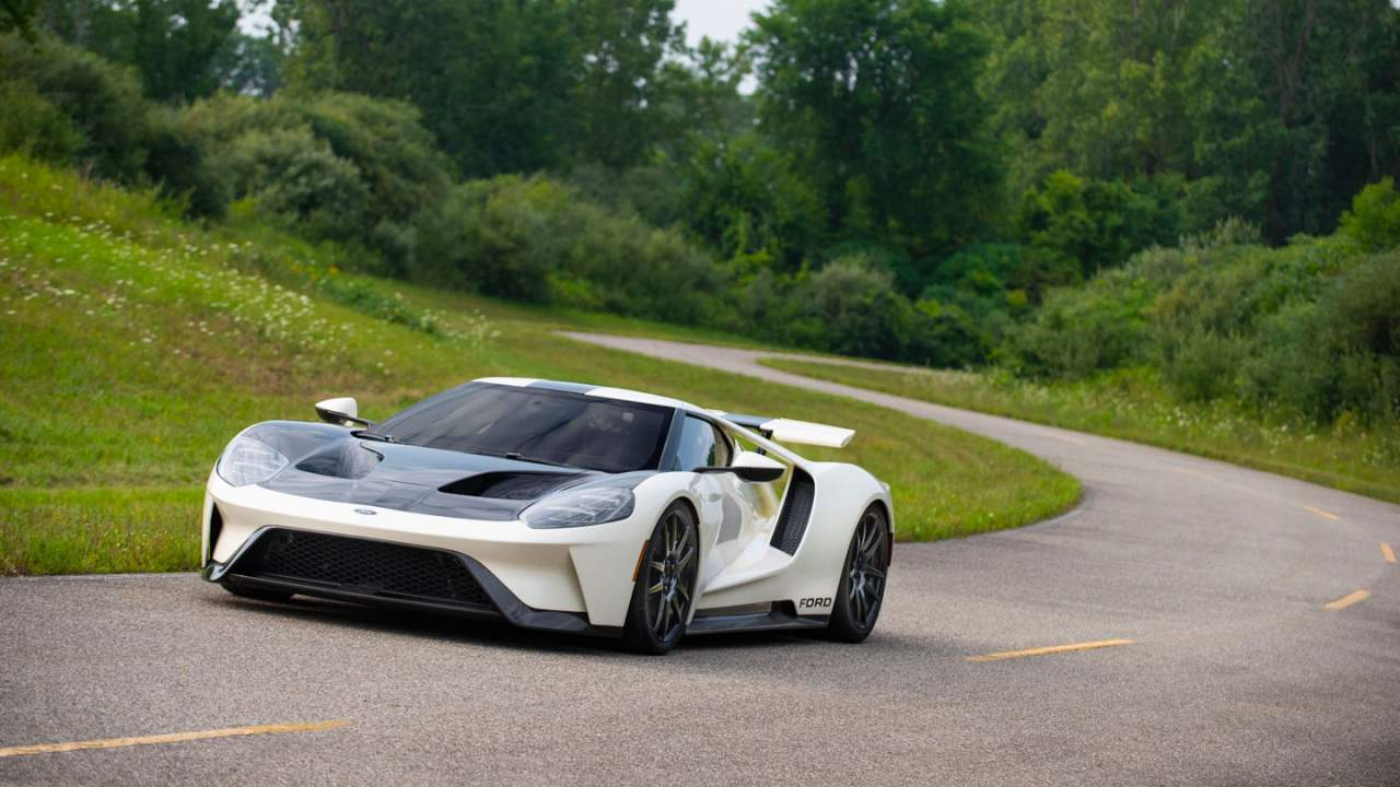 2022 Ford GT '64 Heritage Edition