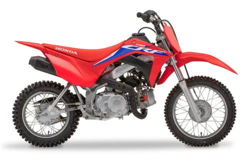 2022 Honda CRF-F Lineup First Look: Five Trailbikes