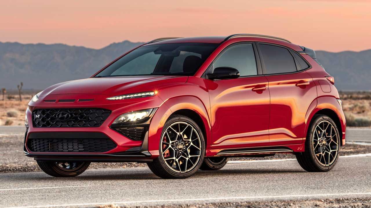 2022 Hyundai Kona N Early