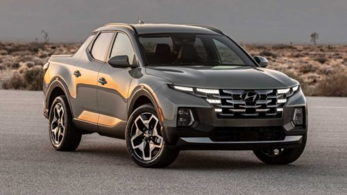 2022 Hyundai Santa Cruz First Drive Review: Everyday Adventurer