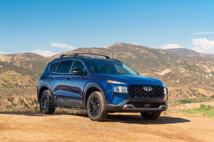 2022 Hyundai Santa Fe XRT