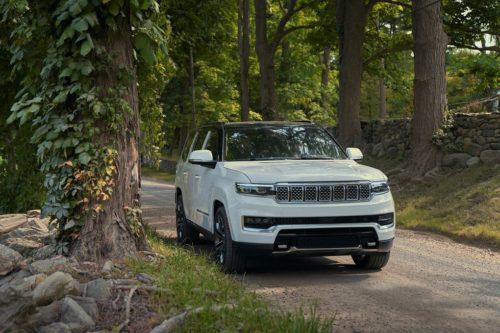 2022 Wagoneer and Grand Wagoneer Go Big for Jeep