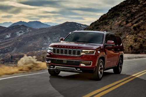 2022 Jeep Grand Wagoneer First Drive Review: An American Range Rover?