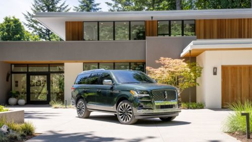 2022 Lincoln Navigator Updates Include New Look, ActiveGlide Hands-Free System