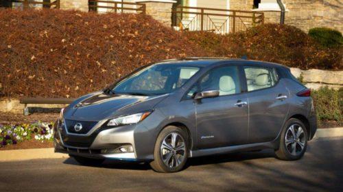 The 2022 Nissan Leaf just became the new EV bargain