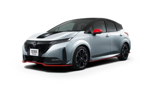 2022 Nissan Note Aura Nismo Debuts With Hot Hatch Looks, Lacks Extra Punch