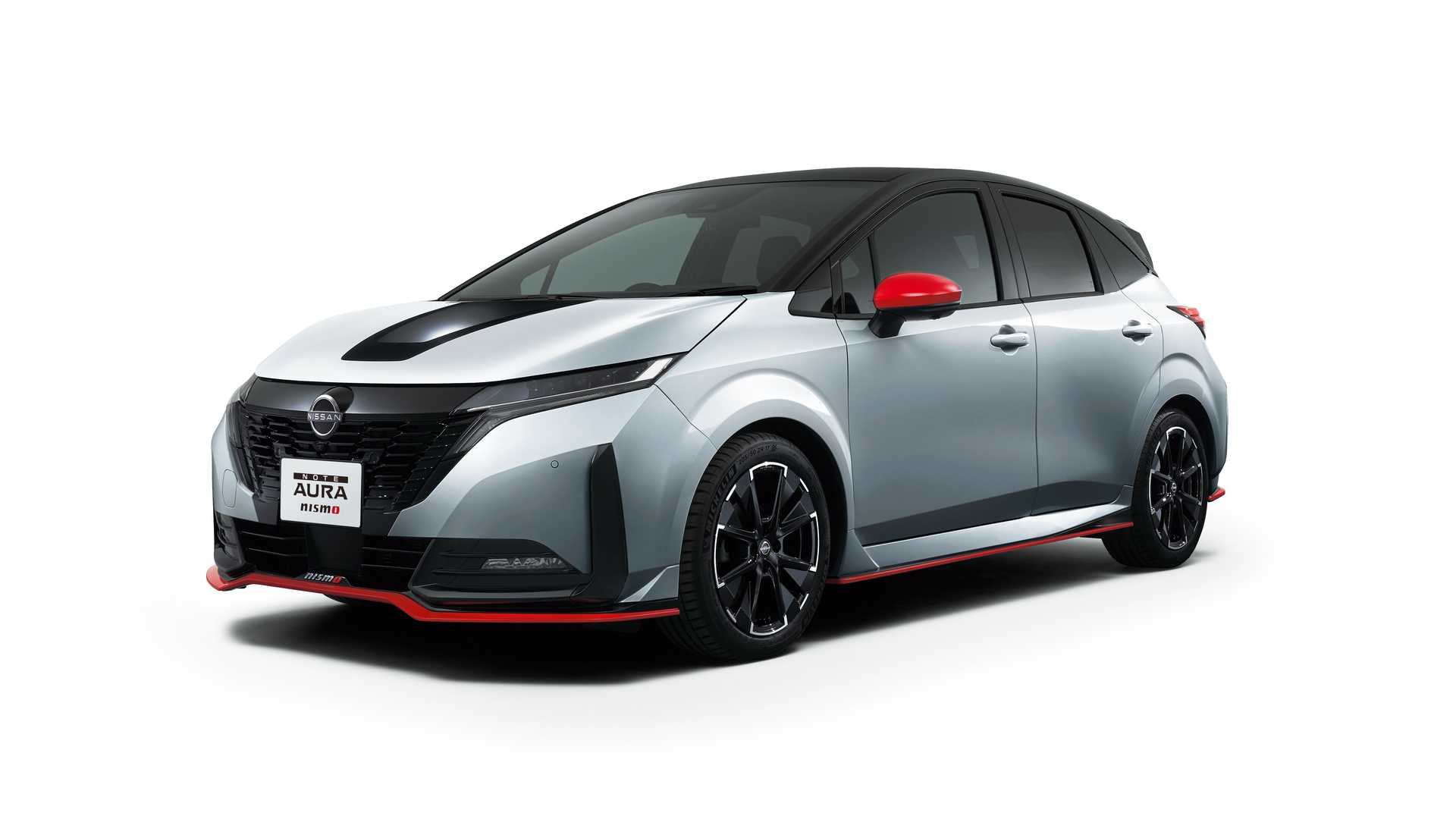 2022 Nissan Note Aura Nismo