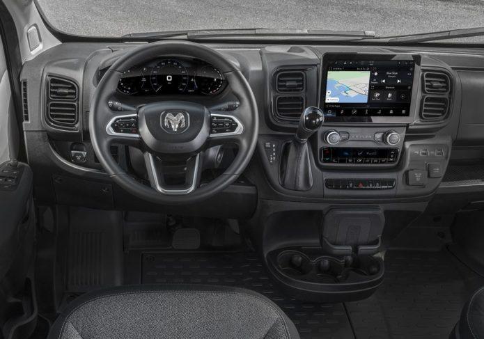 2022 Ram ProMaster Vans
