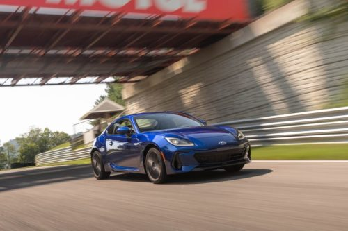 2022 Subaru BRZ Goes after the Kid in You