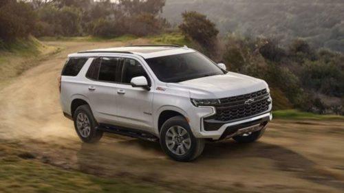 Chevrolet will offer its big 6.2-liter V-8 in more 2022 Tahoe models