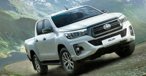 2022 Toyota Hilux Revo GR Sport Is The Street Tacoma We Can't Have