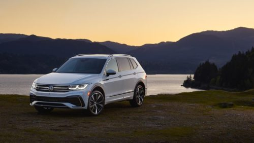 2022 Volkswagen Tiguan Pricing Announced, Starts At $27,190