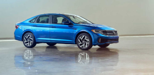 2022 VW Jetta Gets Better Fuel Efficiency With Its Engine Update
