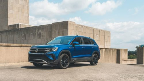 Tested: 2022 Volkswagen Taos Plays Big Among Subcompact SUVs