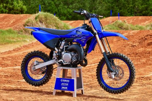 2022 Yamaha YZ85 First Look (Mini Motocrosser's 9 Fast Facts)