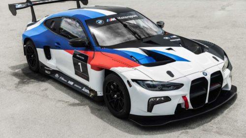2022 BMW M4 GT3 is a 590HP hardcore racing machine
