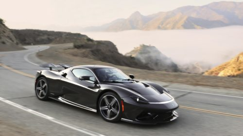 2022 Pininfarina Battista First Drive Review: Worthy Of The Name