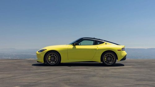 The $40k 2023 Nissan Z faces some fascinating competition