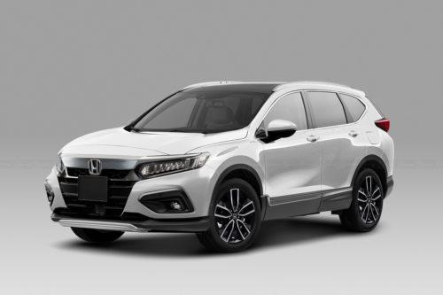 Next-Gen 2023 Honda CR-V Unofficially Rendered After Spy Shots