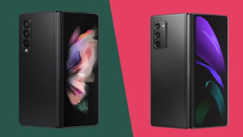 Samsung Galaxy Z Fold 3 vs Samsung Galaxy Z Fold 2: what has changed?