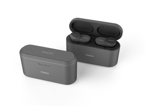 Philips launches Fidelio T1 TWS earbuds with ANC, long battery life and big drivers