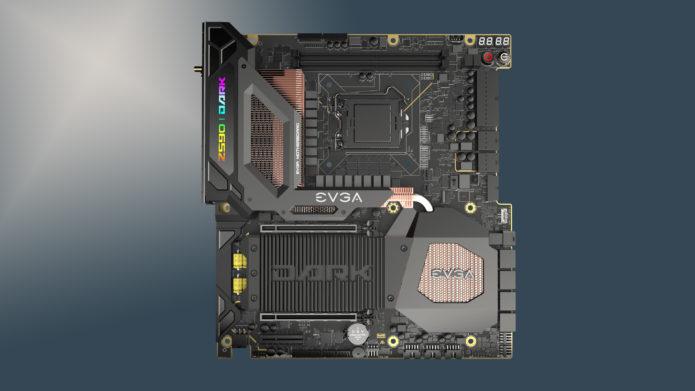 EVGA Z590 Dark Motherboard
