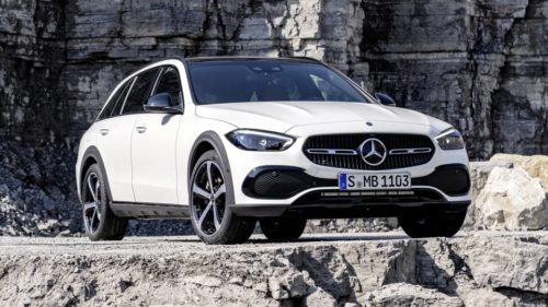 2022 Mercedes-Benz C-Class All-Terrain revealed, not for Australia