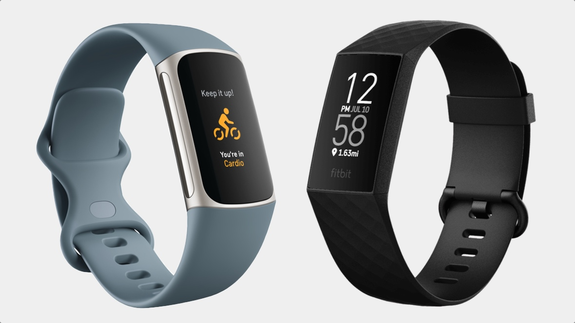 Fitbit Charge 5 v Fitbit Charge 4