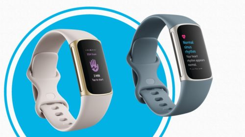 New Fitbit Charge 5 gets ECG and new design in supercharged update