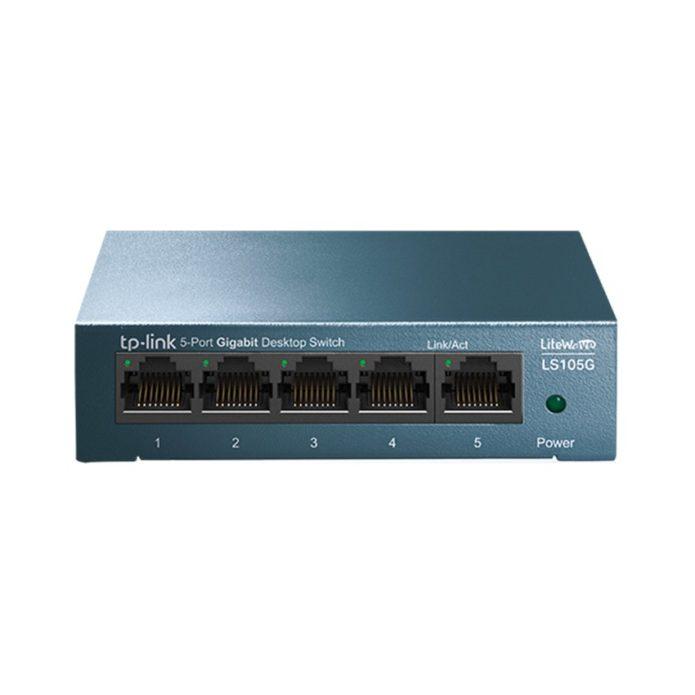 TP-Link 5-Port Gigabit PoE Switch