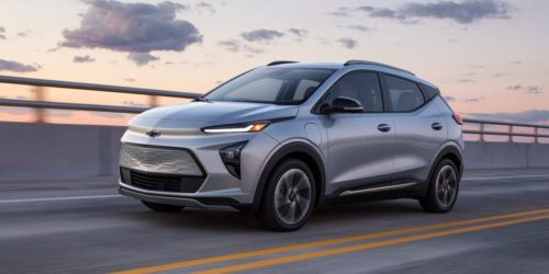 GM expands recall to all Chevy Bolt EVs due to fire risk