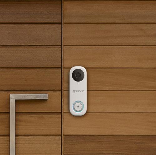 EZVIZ DB1C video doorbell review