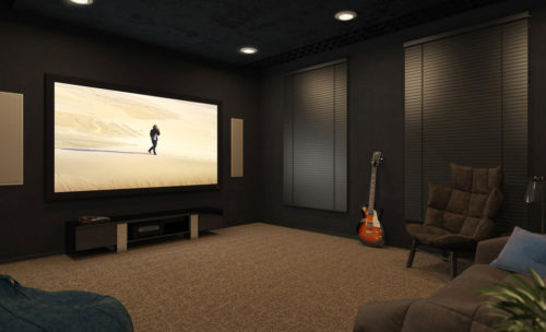 A Guide to Projection Screens