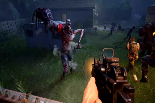 Back 4 Blood beta kicks off with Nvidia DLSS for smoother zombie killing