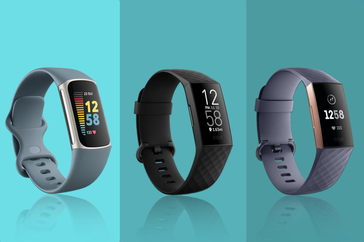 Fitbit Charge 5 vs Charge 4 vs Charge 3