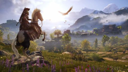 Assassin's Creed Odyssey gets a feature PS5 and Xbox Series X gamers have been waiting for