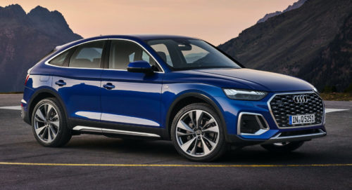 2022 Audi Q5 E-Tron Revealed During Homologation Process In China